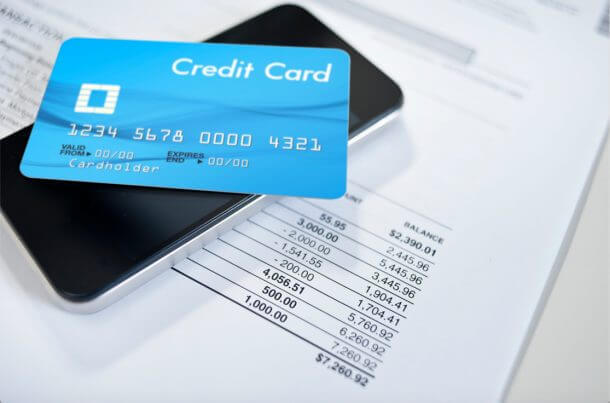 Good credit gives you better chances of credit card and loans approval
